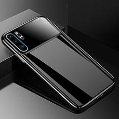Coque Plastique Rigide Etui Housse Mat M01 pour Huawei P30 Pro Noir