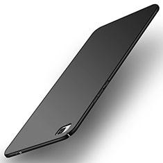 Coque Plastique Rigide Etui Housse Mat M01 pour Huawei P8 Noir