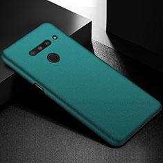 Coque Plastique Rigide Etui Housse Mat M01 pour LG V50 ThinQ 5G Vert