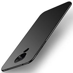 Coque Plastique Rigide Etui Housse Mat M01 pour Nokia 6.2 Noir