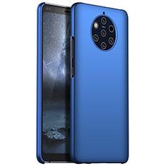 Coque Plastique Rigide Etui Housse Mat M01 pour Nokia 9 PureView Bleu