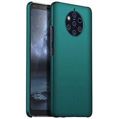Coque Plastique Rigide Etui Housse Mat M01 pour Nokia 9 PureView Vert