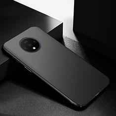 Coque Plastique Rigide Etui Housse Mat M01 pour OnePlus 7T Noir