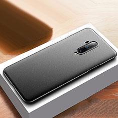 Coque Plastique Rigide Etui Housse Mat M01 pour OnePlus 7T Pro 5G Noir
