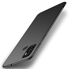 Coque Plastique Rigide Etui Housse Mat M01 pour Oppo A53s Noir