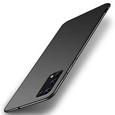 Coque Plastique Rigide Etui Housse Mat M01 pour Realme Q2 Pro 5G Noir