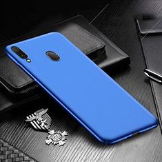Coque Plastique Rigide Etui Housse Mat M01 pour Samsung Galaxy A30 Bleu