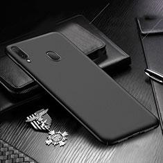 Coque Plastique Rigide Etui Housse Mat M01 pour Samsung Galaxy A30 Noir