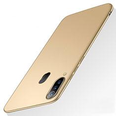 Coque Plastique Rigide Etui Housse Mat M01 pour Samsung Galaxy A60 Or