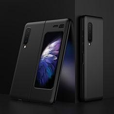 Coque Plastique Rigide Etui Housse Mat M01 pour Samsung Galaxy Fold Noir