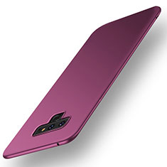 Coque Plastique Rigide Etui Housse Mat M01 pour Samsung Galaxy Note 9 Violet
