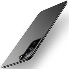 Coque Plastique Rigide Etui Housse Mat M01 pour Samsung Galaxy S21 Plus 5G Noir