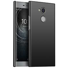 Coque Plastique Rigide Etui Housse Mat M01 pour Sony Xperia L2 Noir