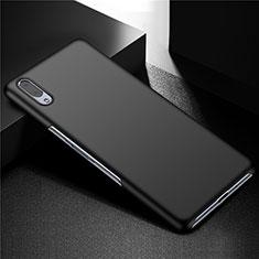 Coque Plastique Rigide Etui Housse Mat M01 pour Sony Xperia L3 Noir