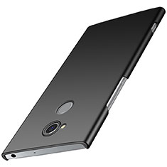 Coque Plastique Rigide Etui Housse Mat M01 pour Sony Xperia XA2 Noir