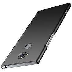 Coque Plastique Rigide Etui Housse Mat M01 pour Sony Xperia XA2 Plus Noir