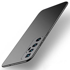 Coque Plastique Rigide Etui Housse Mat M01 pour Xiaomi Mi 10 Ultra Noir