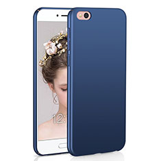 Coque Plastique Rigide Etui Housse Mat M01 pour Xiaomi Mi 5C Bleu