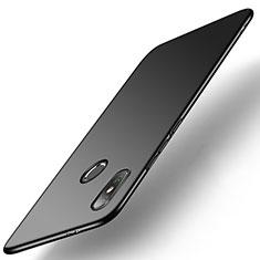 Coque Plastique Rigide Etui Housse Mat M01 pour Xiaomi Mi 6X Noir