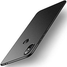Coque Plastique Rigide Etui Housse Mat M01 pour Xiaomi Mi 8 SE Noir