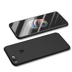 Coque Plastique Rigide Etui Housse Mat M01 pour Xiaomi Mi A1 Noir