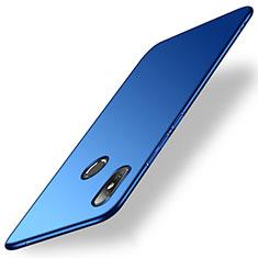 Coque Plastique Rigide Etui Housse Mat M01 pour Xiaomi Mi Mix 2S Bleu