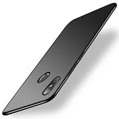 Coque Plastique Rigide Etui Housse Mat M01 pour Xiaomi Mi Mix 2S Noir
