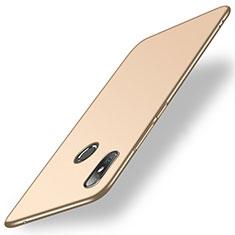 Coque Plastique Rigide Etui Housse Mat M01 pour Xiaomi Mi Mix 2S Or