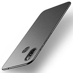 Coque Plastique Rigide Etui Housse Mat M01 pour Xiaomi Mi Mix 3 Noir
