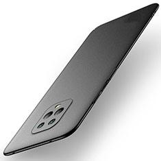 Coque Plastique Rigide Etui Housse Mat M01 pour Xiaomi Redmi 10X Pro 5G Noir