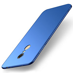 Coque Plastique Rigide Etui Housse Mat M01 pour Xiaomi Redmi 5 Bleu