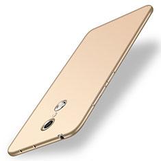 Coque Plastique Rigide Etui Housse Mat M01 pour Xiaomi Redmi 5 Or