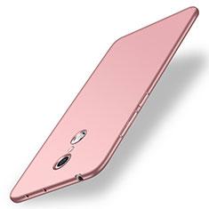 Coque Plastique Rigide Etui Housse Mat M01 pour Xiaomi Redmi 5 Rose