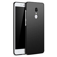 Coque Plastique Rigide Etui Housse Mat M01 pour Xiaomi Redmi Note 4 Standard Edition Noir