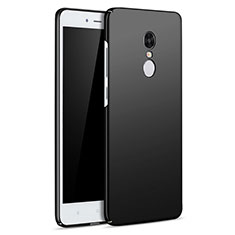Coque Plastique Rigide Etui Housse Mat M01 pour Xiaomi Redmi Note 4X Noir