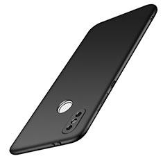 Coque Plastique Rigide Etui Housse Mat M01 pour Xiaomi Redmi Note 5 AI Dual Camera Noir