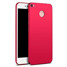 Coque Plastique Rigide Etui Housse Mat M01 pour Xiaomi Redmi Note 5A High Edition Rouge