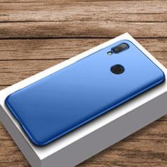 Coque Plastique Rigide Etui Housse Mat M01 pour Xiaomi Redmi Note 7 Bleu