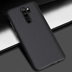 Coque Plastique Rigide Etui Housse Mat M01 pour Xiaomi Redmi Note 8 Pro Noir