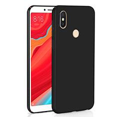 Coque Plastique Rigide Etui Housse Mat M01 pour Xiaomi Redmi Y2 Noir