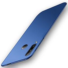 Coque Plastique Rigide Etui Housse Mat M02 pour Huawei Enjoy 10 Plus Bleu