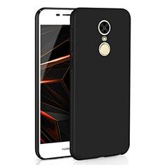 Coque Plastique Rigide Etui Housse Mat M02 pour Huawei Enjoy 6 Noir