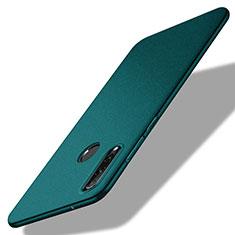 Coque Plastique Rigide Etui Housse Mat M02 pour Huawei Enjoy 9s Vert