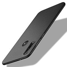 Coque Plastique Rigide Etui Housse Mat M02 pour Huawei Honor 20 Lite Noir