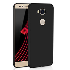 Coque Plastique Rigide Etui Housse Mat M02 pour Huawei Honor 5X Noir