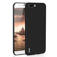 Coque Plastique Rigide Etui Housse Mat M02 pour Huawei Honor 6 Plus Noir