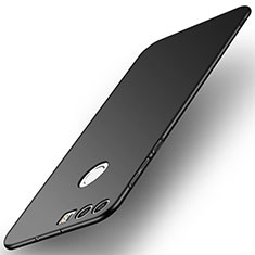Coque Plastique Rigide Etui Housse Mat M02 pour Huawei Honor 8 Noir