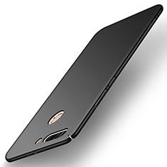 Coque Plastique Rigide Etui Housse Mat M02 pour Huawei Honor 8 Pro Noir