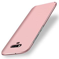 Coque Plastique Rigide Etui Housse Mat M02 pour Huawei Honor Magic Or Rose