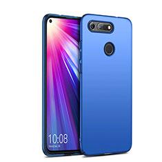 Coque Plastique Rigide Etui Housse Mat M02 pour Huawei Honor V20 Bleu